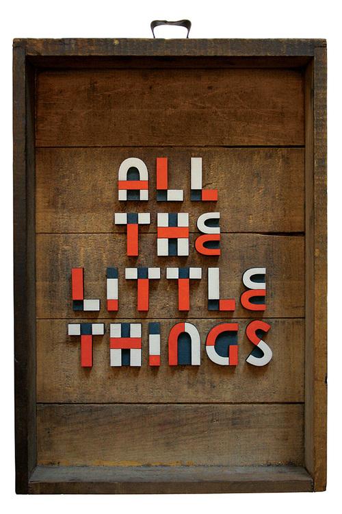 all the little things scott albrecht