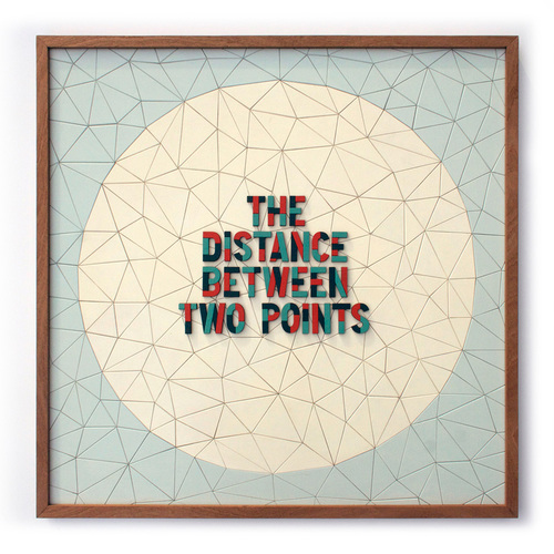 triptych distance between two points scott albrecht