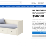 Ikea products named after common Google searches