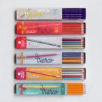 1950s pencils