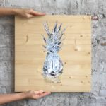 Paintings of metal objects