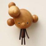 Wooden artworks by Jui-Lin Yen