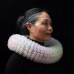 Wearable art by Nora Fok