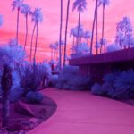 Palm Springs with infrared