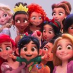 The Disney princesses in 'Ralph Breaks the Internet'