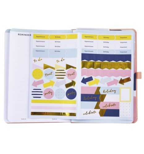 Perfect Planner Diary stickers