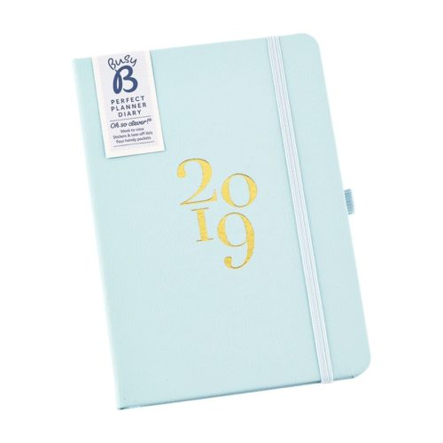 Perfect Planner Diary 2019
