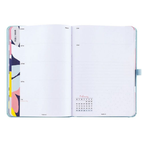 Perfect Planner Diary week spread